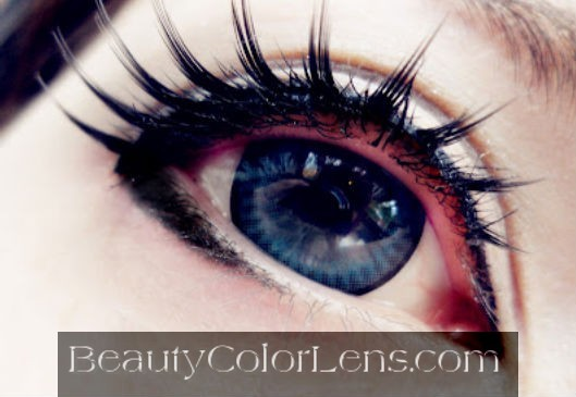 GEO ALICE PURE BLUE WT-A52 BLUE CONTACT LENS
