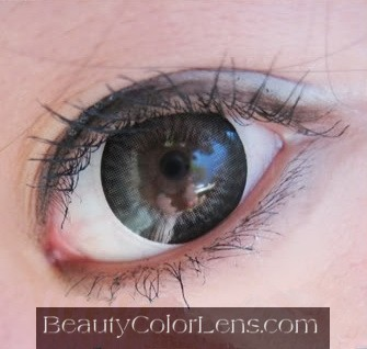 GEO ALICE PURE GRAY WT-A55 GRAY CONTACT LENS