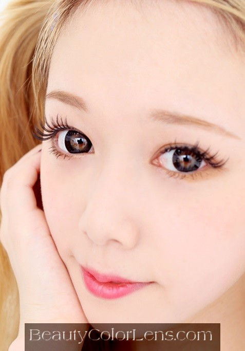DUEBA BT01 BLYTHE BLACK CONTACT LENS
