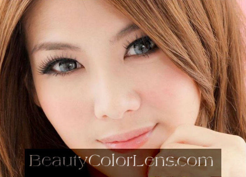 DUEBA KELLY GRAY CONTACT LENS