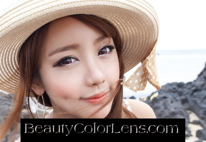 GEO SUPER SIZE ANGEL PINK XCM-217 PINK CONTACT LENS