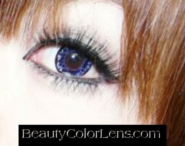 GEO DIAMOND VIOLET WT-B31 VIOLET CONTACT LENS