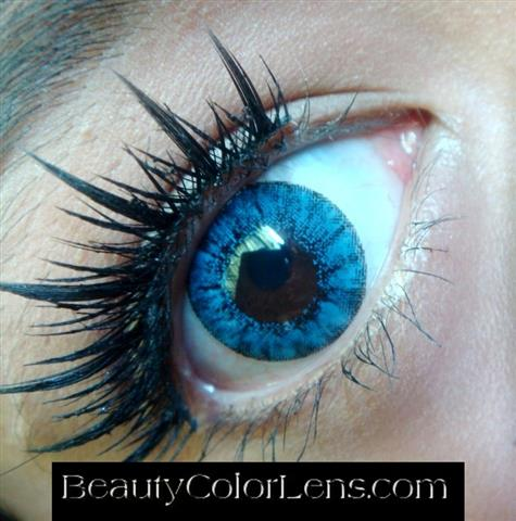 GEO CRYSTAL BLUE WI-A12 BLUE CONTACT LENS