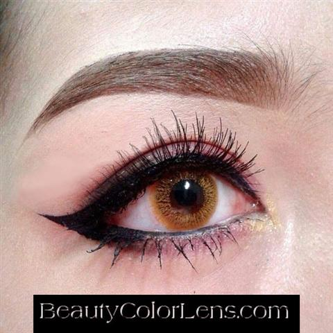 NEO VISION SOLANG BROWN CONTACT LENS