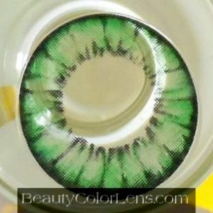 VASSEN AKARA GREEN CONTACT LENS
