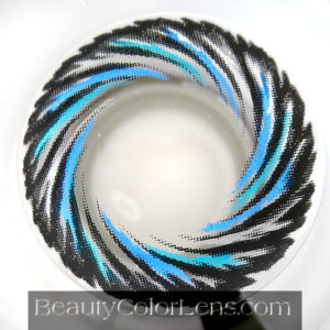 VASSEN BLOSSOM BLUE CONTACT LENS