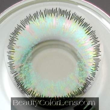 VASSEN GLAMOUR 4 TONE GREEN CONTACT LENS