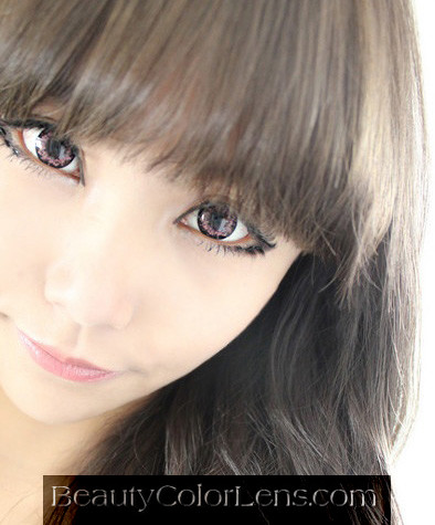 VASSEN PEPPY PINK CONTACT LENS