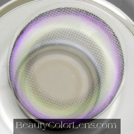 VASSEN RAINBOW DOLL VIOLET CONTACT LENS