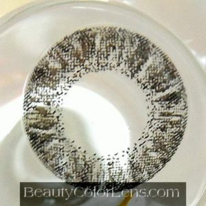 VASSEN CRYSTAL BLACK CONTACT LENS