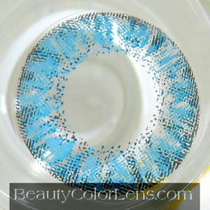 VASSEN CRYSTAL BLUE CONTACT LENS