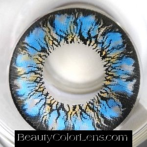 VASSEN YURI BLUE CONTACT LENS