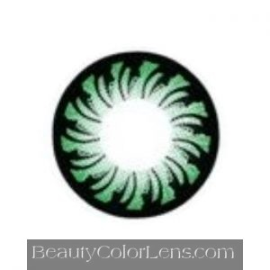 VASSEN CHOLE GREEN CONTACTS LENS