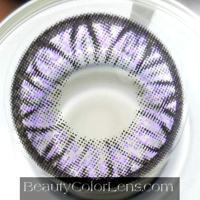 GEO SUNFLOWER VIOLET WFL-A21 VIOLET CONTACT LENS