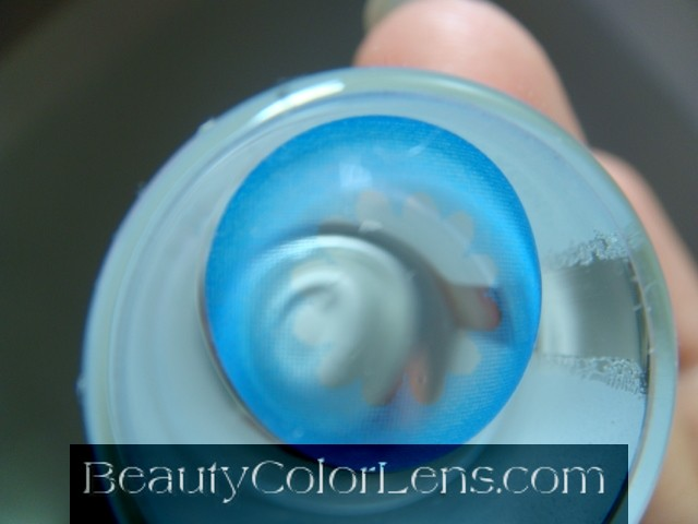 VASSEN LORENZ BLUE CONTACT LENS