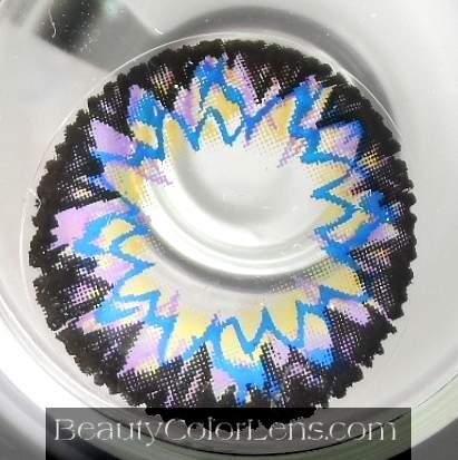 VASSEN VANILLA BLUE CONTACT LENS