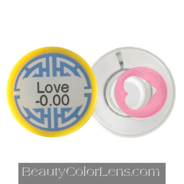 DUEBA CRAZY LOVE HALLOWEEN CONTACT LENS