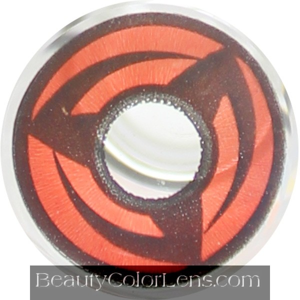 DUEBA CRAZY SPIN HALLOWEEN CONTACT LENS