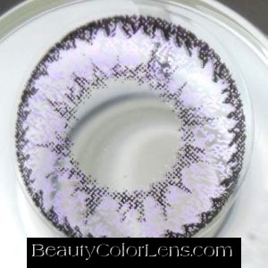 GEO NUDY VIOLET CH-621 VIOLET CONTACT LENS