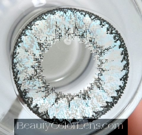 GEO NUDY BLUE CH-932 BLUE CONTACT LENS
