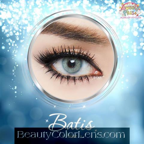 DUEBA BATIS BLUE CONTACT LENS