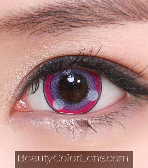 COLOR LENS GEO CP-A5 CRAZY LENS HALLOWEEN CONTACT LENS ...
