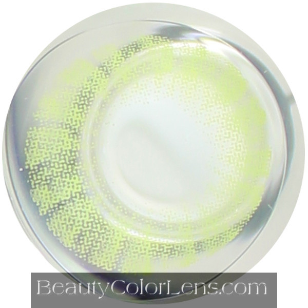 DUEBA HIDROCOR GREEN CONTACT LENS