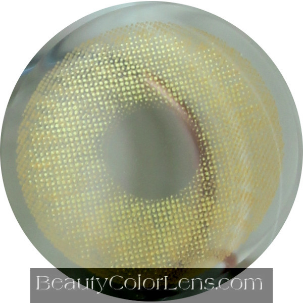 DUEBA PITCHY BROWN CONTACT LENS