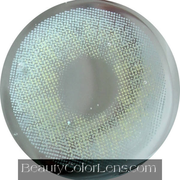 DUEBA PITCHY GRAY CONTACT LENS