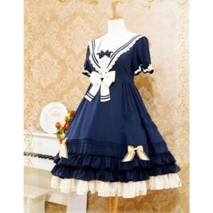 Anime Novetly Women Costumes Dress French Maid Costumes Cosplay