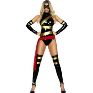 Black Batman Costume Adult Batgirl Women Halloween Costumes For Women Sexy Superhero Cosplay Mask+Jumpsuit