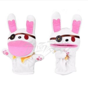 Date A Live Yoshino rabbit puppet COSPLAY props glove