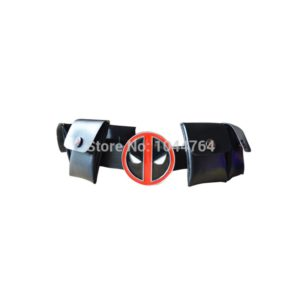 Deadpool Belt with Logo for cosplayer