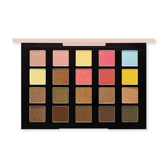 ETUDE HOUSE EYE SHADOW PERSONAL COLOR PALETTE PRO WARM TONE EYES