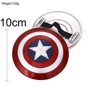 European and American film Avengers Captain America 2 alloy shield weapon props children's toys cosplay