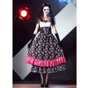 Fantasy Women Clown Costume Adult Female Carnival Harley Quinn Cosplay Costume Fancy Party Dress Halloween Cosplay