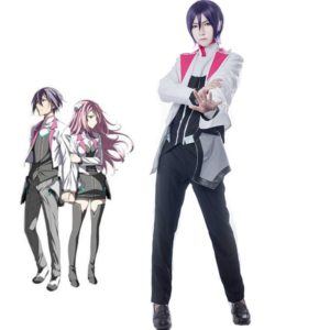 Gakusen Toshi Asterisk Ayato Amagiri Cosplay Costume Japanese School Uniforms