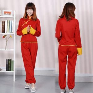 Gintama Kagura Cosplay clothes props cos clothes props cos full set chinese style red