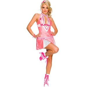 High School Girls Football Cheerleaders Costumes Sexy Women Sport Costume