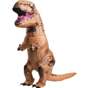 Inflatable dinosaur costume halloween cosplay halloween costumes for women men Jurassic Park
