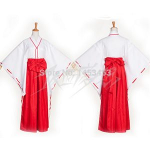 Inuyasha cos cosplay clothes campanulaceae clothes witch cos