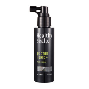 KOREAN COSMETICS [A'PIEU] Healthy Scalp Doctor Tonic 100ml