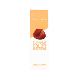 KOREAN COSMETICS [AprilSkin] Turn-Up Color Treatment #Orange