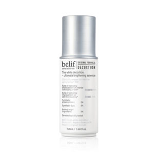 KOREAN COSMETICS [Belif] The White Decoction-Ultimate Brightening Essence 50ml