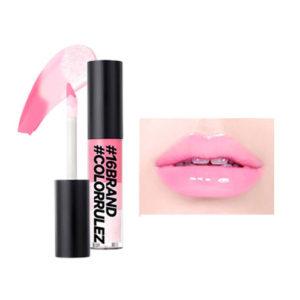 KOREAN COSMETICS [Chosungah16] Color Rulez Tint & Gloss (Pink Mellow)