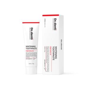 KOREAN COSMETICS [Dr. Denti] Whitening Toothpaste