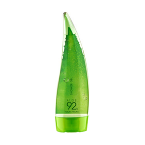 KOREAN COSMETICS [Holika Holika] Aloe 92% Shower Gel 250ml