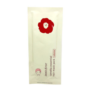KOREAN COSMETICS [Innisfree] Camellia Essential Hair Mask Pack (Volume)