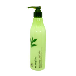 KOREAN COSMETICS [Innisfree] Green Tea Pure Body Lotion 300ml