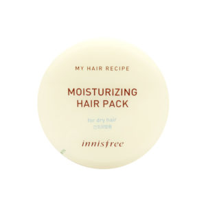 KOREAN COSMETICS [Innisfree] My Hair Recipe Moisturizing Hair Pack